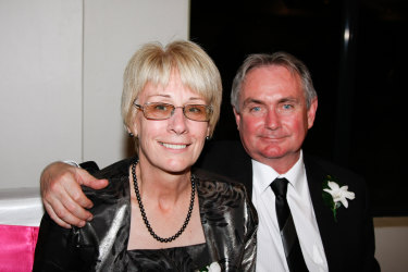Carol and Mick Clancy died in the downing of MH17 in 2014.