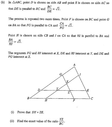 2018 HSC extension 2 maths  question 16b.