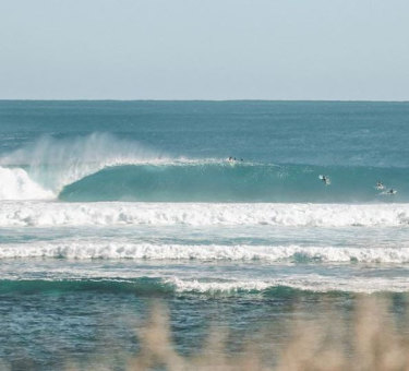 "Surf spot in northern WA where Tom Walker snapped both his board and leg rope seeking that ""pure ecstasy""."