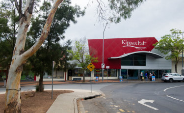Kippax Fair is poised for a major expansion after the ACT signed off on the finale Kippax Centre masterplan.