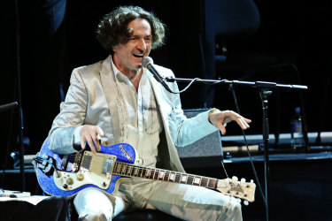 Goran Bregovic delivers Balkan Gypsy music with swaggering power and energy .