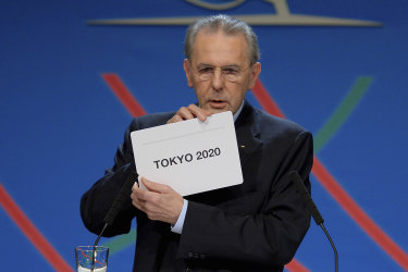 Jacques Rogge led the IOC as president for 12 years.