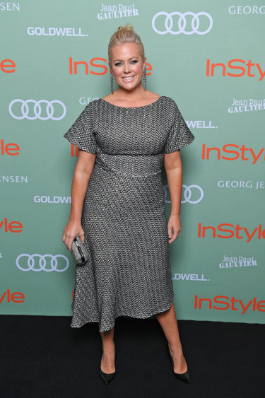 Samantha Armytage has become the latest celebrity ambassador to join Weight Watchers.