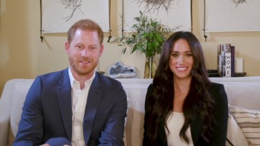 Prince Harry and his wife Meghan signed lucrative multimillion-dollar deals with Spotify and Netflix in 2020.