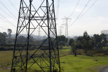 A shift to more dispersed energy sources will mean more transmission lines are needed.