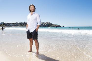 Janek Gazecki is pushing ahead with plans for a beach club at Bondi Beach.