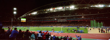 Cathy Freeman's gold-medal win was the image every Australian photographer craved.