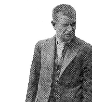 George McQuay, the amnesiac ANZAC whose story is at the centre of Virtual Reality film <i>The Unknown Patient</i>.