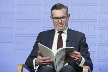 Dominic Perrottet puts the chances of GST reform at 8 in 10. The odds are a little longer.