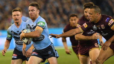 Wednesday's Origin clash delivered huge audiences to Channel Nine.