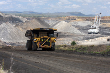 Glencore is looking to sell its Rolleston mine