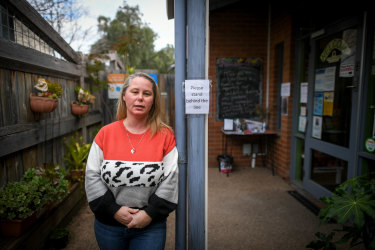 Narelle Lawton, director of Dawson Street Children's Co-operative, said parents had not been given enough time to get their permits in.