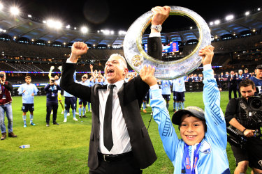 No rest for the wicked: Sydney FC coach Steve Corica will have to go straight back to work on Tuesday night.