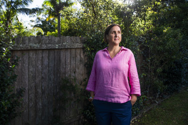 Georges River councillor Sandy Grekas has suffered gender abuse and harassment.