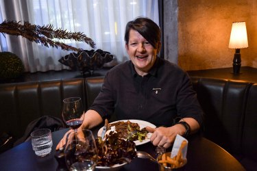 Chef/farmer/restaurateur Annie Smithers reveals a gentler way of living in her latest book.