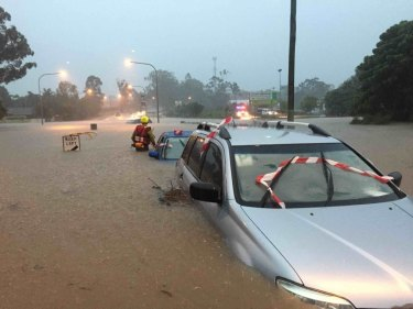The 2011 floods wreaked havoc on Brisbane and Queensland.