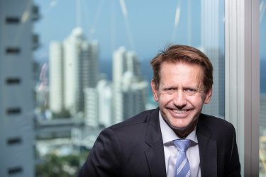 Bob East is CEO of Mantra Group and chairman of Tourism Australia.
