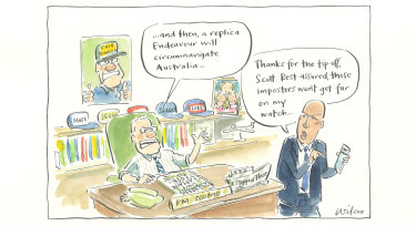 Today's cartoon.