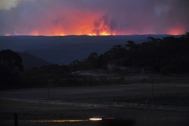 More than 60 fires are still burning across NSW.