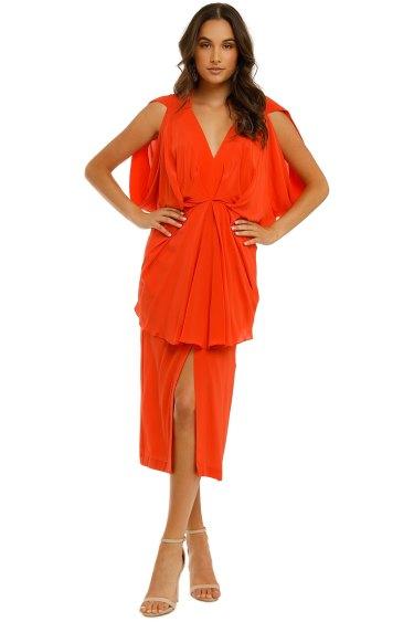 KitX 'Lush Nature' dress.