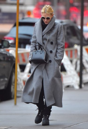 Unless you're Cate Blanchett, you'll probably only have one or two coats, so take your time to choose them carefully.