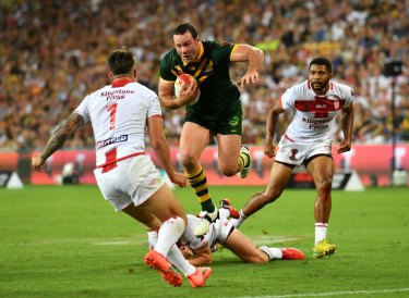 Stalled momentum: The Kangaroos Test in New York has hit a stumbling block with some of the costs becoming apparent.