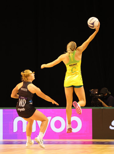 The global dominance of the Diamonds has been called into question after the Silver Ferns took out the Constellation Cup for the first time in eight years on Sunday.