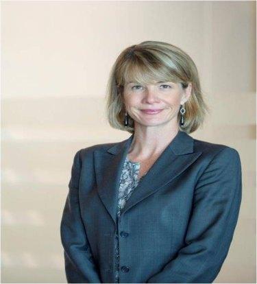 New Aurizon non-executive director Kate Vidgen.