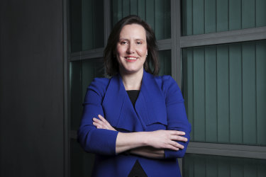 Minister for Jobs, Industrial Relations and Women Kelly O'Dwyer.