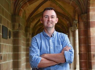 Associate Professor Matthew Hopcraft, CEO of the Australian Dental Association's Victoria branch, says dental health has suffered during lockdown.