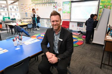 Clayton South Primary principal Greg Clement has introduced a new method of teaching students to read.