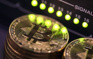 Bitcoin surpassed a market capitalisation of $US100 billion for the first time this week.
