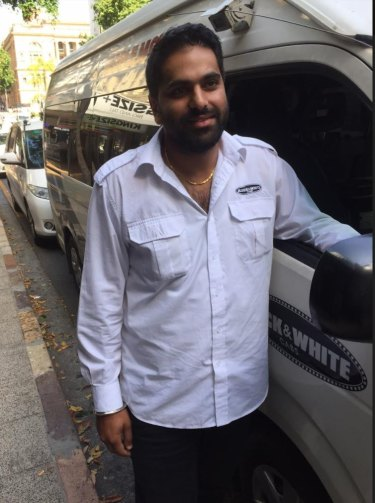 Brisbane cab driver Jagjit Singh said Brisbane cab licence prices have dropped as low as $110,000