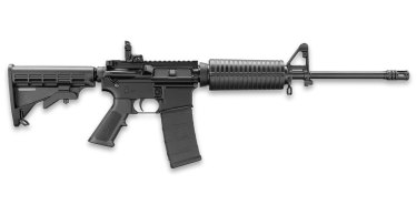Victoria Police will soon be armed with the AR-15 semi-automatic rifles
