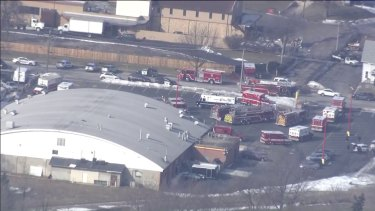 Police have apprehended an active shooter at a factory in Illinois.