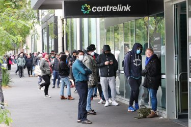 JobKeeper helped keep many Australians off welfare support through last year's lockdown, but some firms have used the program to boost profits and executive dividends.