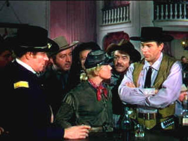 Doris Day suffered severe panic attacks during many of films, including one of her biggest hits Calamity Jane.
