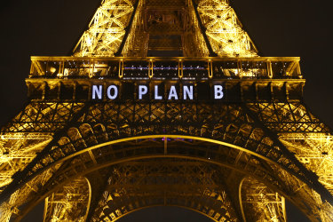 Five years on from Paris, there is still no alternative to reducing global greenhouse gas emissions.