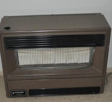 The Vulcan heater.