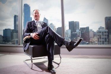 PwC Australia CEO Luke Sayers