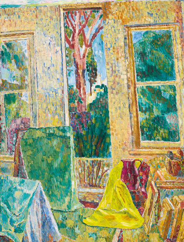Grace Cossington Smith's The Window.