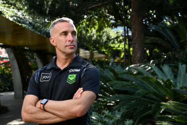 Top referee Matt Cecchin is retiring from the NRL ... and this time it's for good.