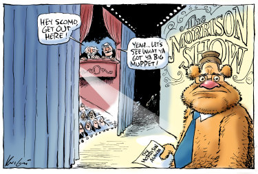 Go Behind The Lines To See Some Of Australia S Best Political Cartoons