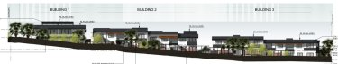 The plans for the approved 28-unit development at 37 Lapraik Street in Ascot.