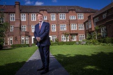 Phil Honeywood, CEO of International Education Association Australia.