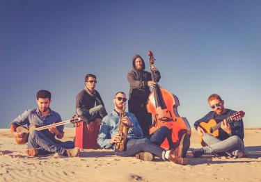 The Eishan Ensemble features exceptional musicians.