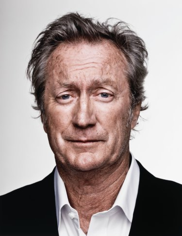 Bryan Brown 2008. Inkjet print. National Portrait Gallery, Canberra