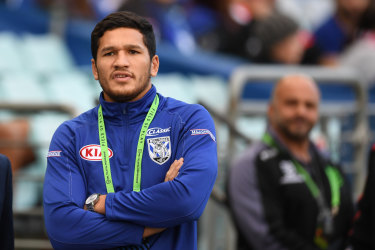 Dallin Watene-Zelezniak will try to ruin the top-four hopes of the club he considered joining, Parramatta.