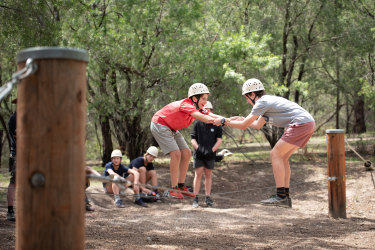 Getting active and being outside is part of experiential learning, but not all of it.