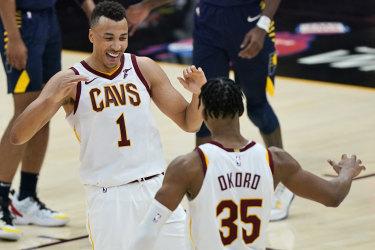 Cleveland Cavaliers' Dante Exum